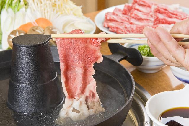 豚しゃぶしゃぶ(ひうちべっぴんポーク)食べ飲み放題